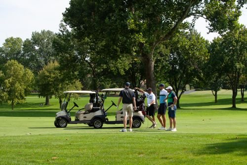 On-Course Cart Sponsor